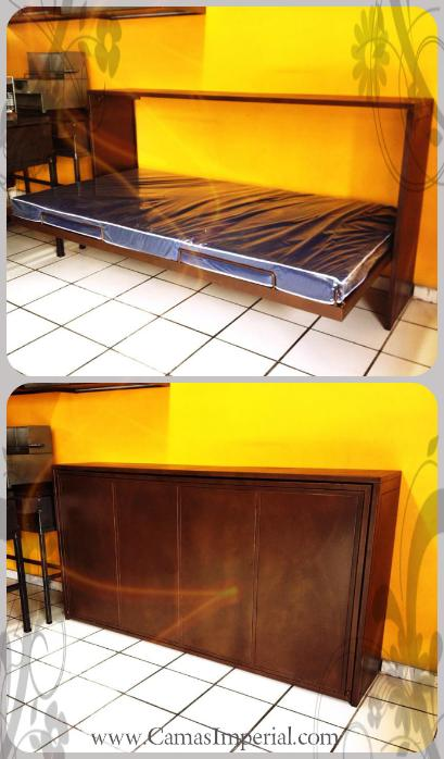 Cama abatible Murphy bed